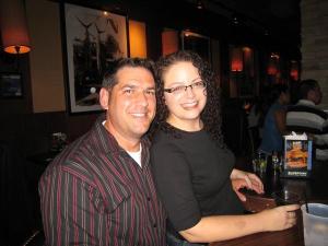 Joe & Amber at BluePoint