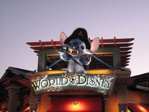 Disney Market Place