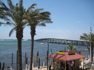 Destin Bridge from Emerald Grande