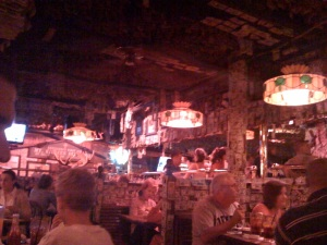 McGuire's Bar in Destin, Florida