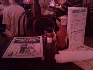 McGuire's Irish Pub in Destin, Florida