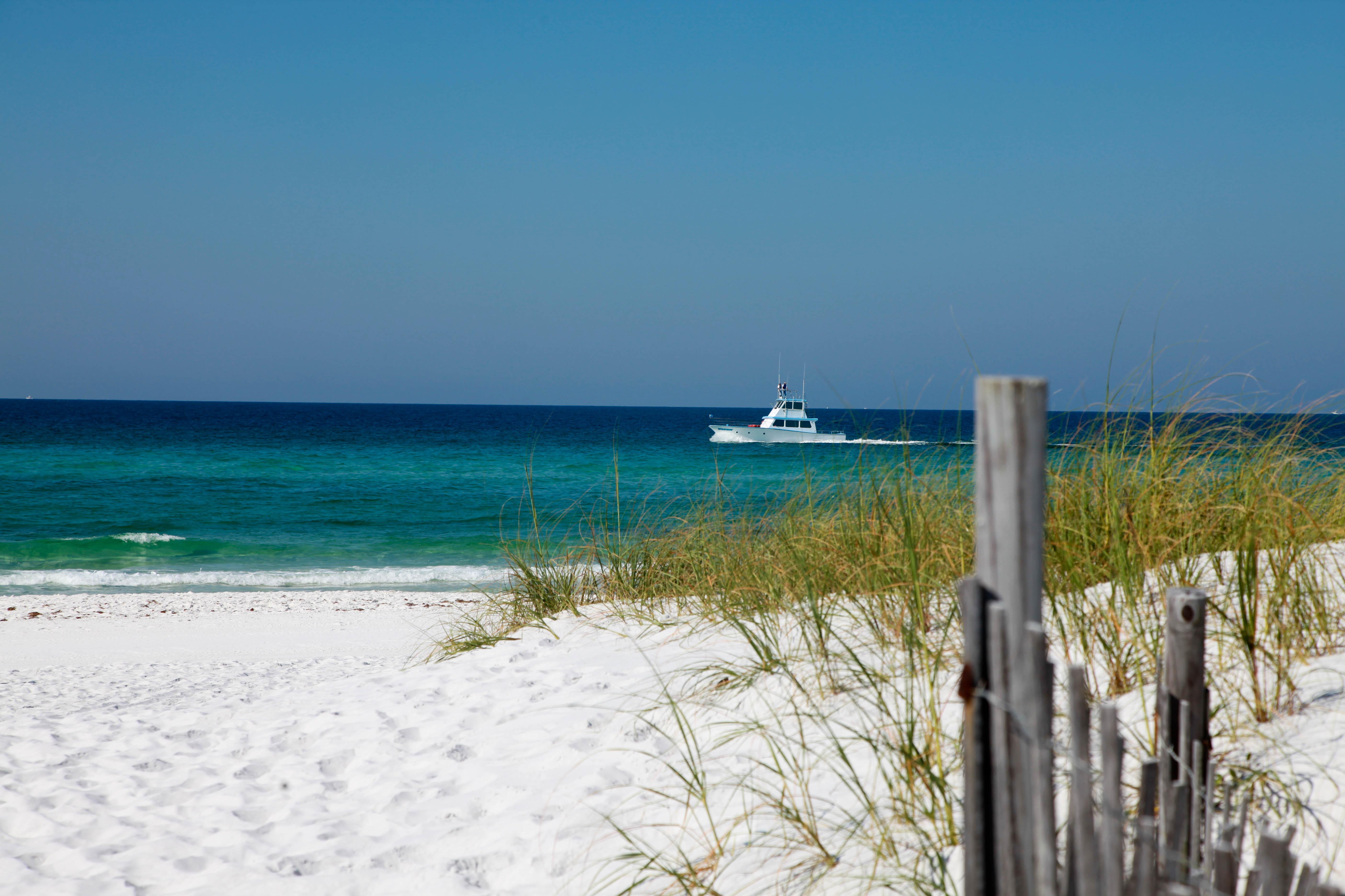 Best Beach Around Destin Fl